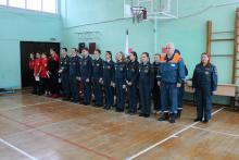 Обучающая акция прошла в Кировском районе Новосибирска.